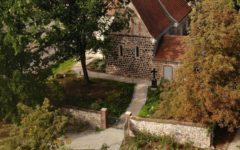 Neuer Zugang zur Taborkirche